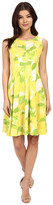 Christin Michaels Province Floral Dress