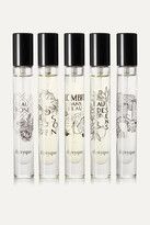 Diptyque L'art Du Parfum Discovery Set, 5 X 7.5ml - Colorless