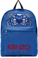 Kenzo Blue Tiger Capsule Backpack
