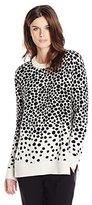 Mara Hoffman Women's Printed Long Sleeve Sweater