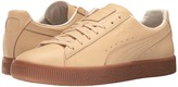 Puma x Naturel Clyde Vegetable Tan Leather Sneaker Shoes