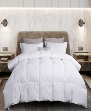 Martha Stewart Collection Goose Feather and Down Comforter, King