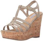 Steve Madden Women's Nalla Wedge Sandal