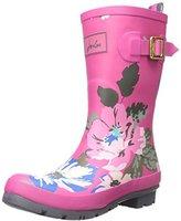 Joules Women's Mollywelly Rain Boot