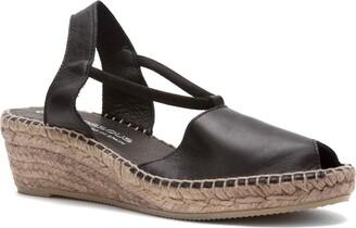 Andre Assous Women's Dainty Espadrille Wedge Sandal