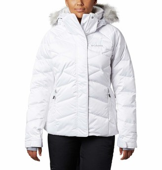 Columbia Womens Lay D Down II Winter Jacket Waterproof & Breathable