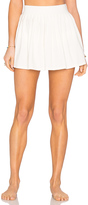 Kate Spade Pleated Skirt Cover Up