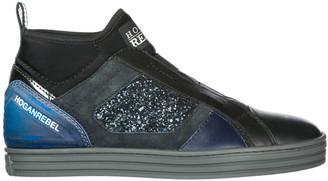 Hogan R182 Slip-on Shoes