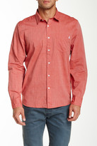Volcom Vex Factor Heathered Long Sleeve Shirt