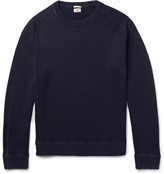 Massimo Alba Watercolour-dyed Cashmere Sweater - Midnight blue