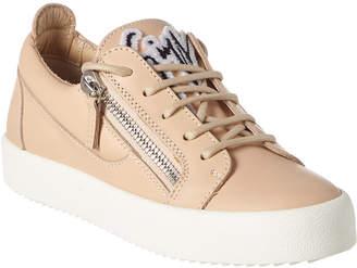 Giuseppe Zanotti Gail Leather Sneaker