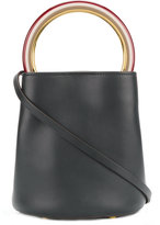Marni Pannier small tote bag - women - Calf Leather - One Size