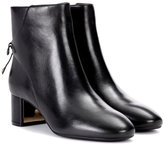 Tory Burch Laila leather ankle boots