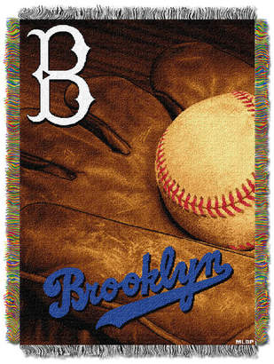 Northwest Company The Dodgers Vintage Throw