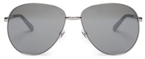 4330847c6c5 Mens Silver Metal Aviator Sunglasses - ShopStyle