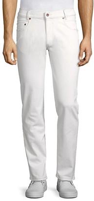Bugatti Cotton Linen Five-Pocket Jeans