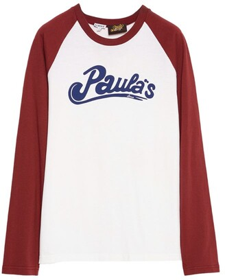 Loewe x Paula's Ibiza Baseball T-Shirt