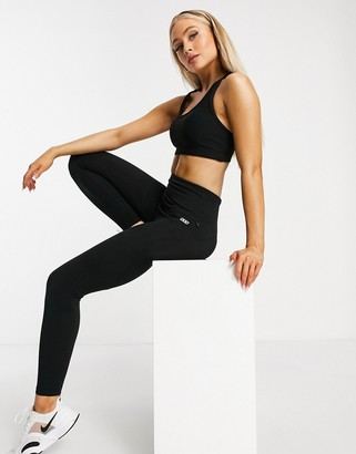 Lorna Jane New Amy high waisted leggings in black