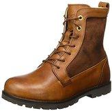 Birkenstock Women's Gilford High Damen Combat Boots brown Size: