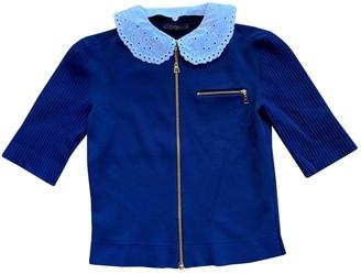 Louis Vuitton Blue Knitwear for Women