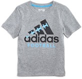 adidas Boys' Game Time Football Tee - Sizes 2-7