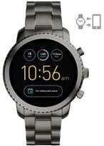 Fossil Q Explorist Stainless Steel Bracelet Touchscreen Smartwatch