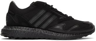 Y-3 Y 3 Black Rhisu Run Sneakers