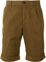 Aspesi classic chino shorts - men - Cotton/Linen/Flax - 46