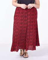 Penningtons Printed Maxi Skirt
