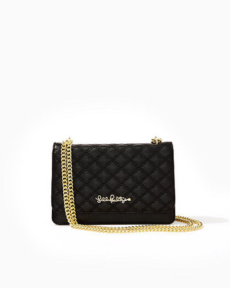 Lilly Pulitzer Quilted Kat Crossbody Bag