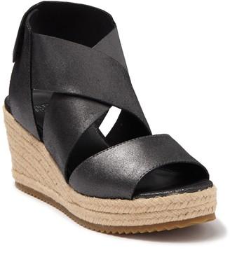 Eileen Fisher Willow Wedge Platform Sandal