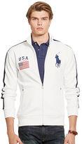 Polo Ralph Lauren USA Fleece Track Jacket