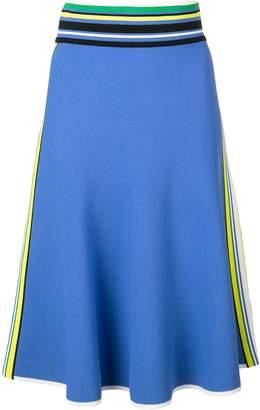 Diane von Furstenberg Roseha A-line skirt