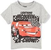 Children's Apparel Network Disney-Pixar Cars Lightning McQueen Tee - Toddler