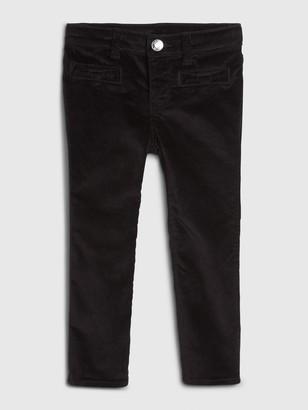 Gap Toddler Velvet Super Skinny Jeans