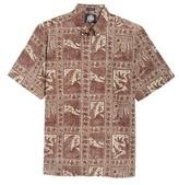 Reyn Spooner Men's Volcano Park Classic Fit Sport Shirt