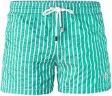 Borrelli - striped swim shorts - men - Nylon/Polyester/Spandex/Elastane - L