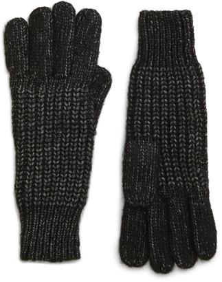 Treasure & Bond Rib & Shaker Stitch Gloves