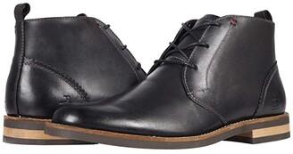 Original Penguin Monty (Black) Men's Shoes