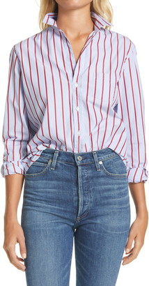 Frank And Eileen Classic Stripe Button-Up Shirt