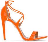 Aquazzura ankle length sandals - women - Leather - 39.5