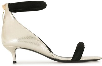 Pierre Hardy Strappy Low Heel Sandal