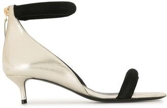 Pierre Hardy Strappy Low Heel Sandal