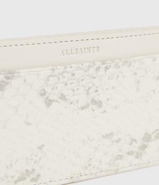 AllSaints Anabel Leather Cardholder