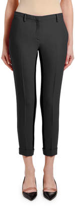 No.21 No. 21 Cropped Skinny Ankle Pants