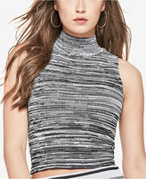 GUESS Kaya Space-Dyed Crop Top