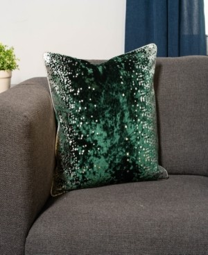 Protect A Bed Dot Glam Decorative Throw Pillow