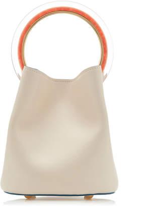Marni Pannier Resin Bracelet Top Handle Bag