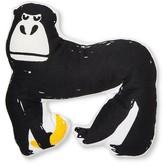 """Pillowfort Gorilla Mini Pillow 8""""x9"""" - Black"""
