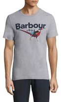 Barbour Short Sleeve Cotton Tee